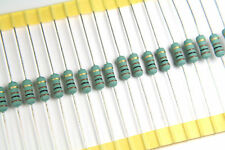 10pcs Rcd Bw Fusible Film Resistor 100 Ohm 1 Watt 1tolerance Bw1f