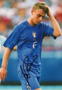 Daniele De Rossi autografo 20x30 cm immagine | eBay