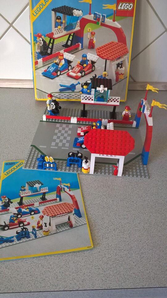 Lego andet, Legoland 6374 og 6381