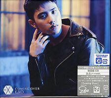 EXO-COMING OVER (D.O. VER.)-JAPAN CD Ltd/Ed C94