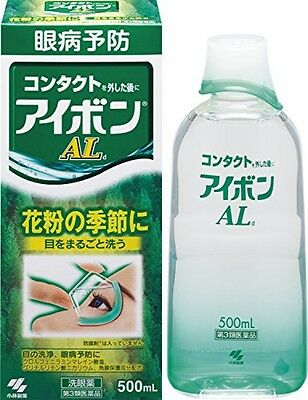 KOBAYASHI eyebon AL Eye Wash Liquid 500mL