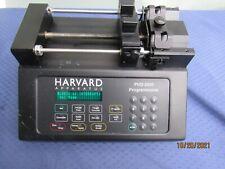 New Listingharvard Apparatus Phd 2000 Infusewithdraw Pushpull Syringe Pump 70 2002