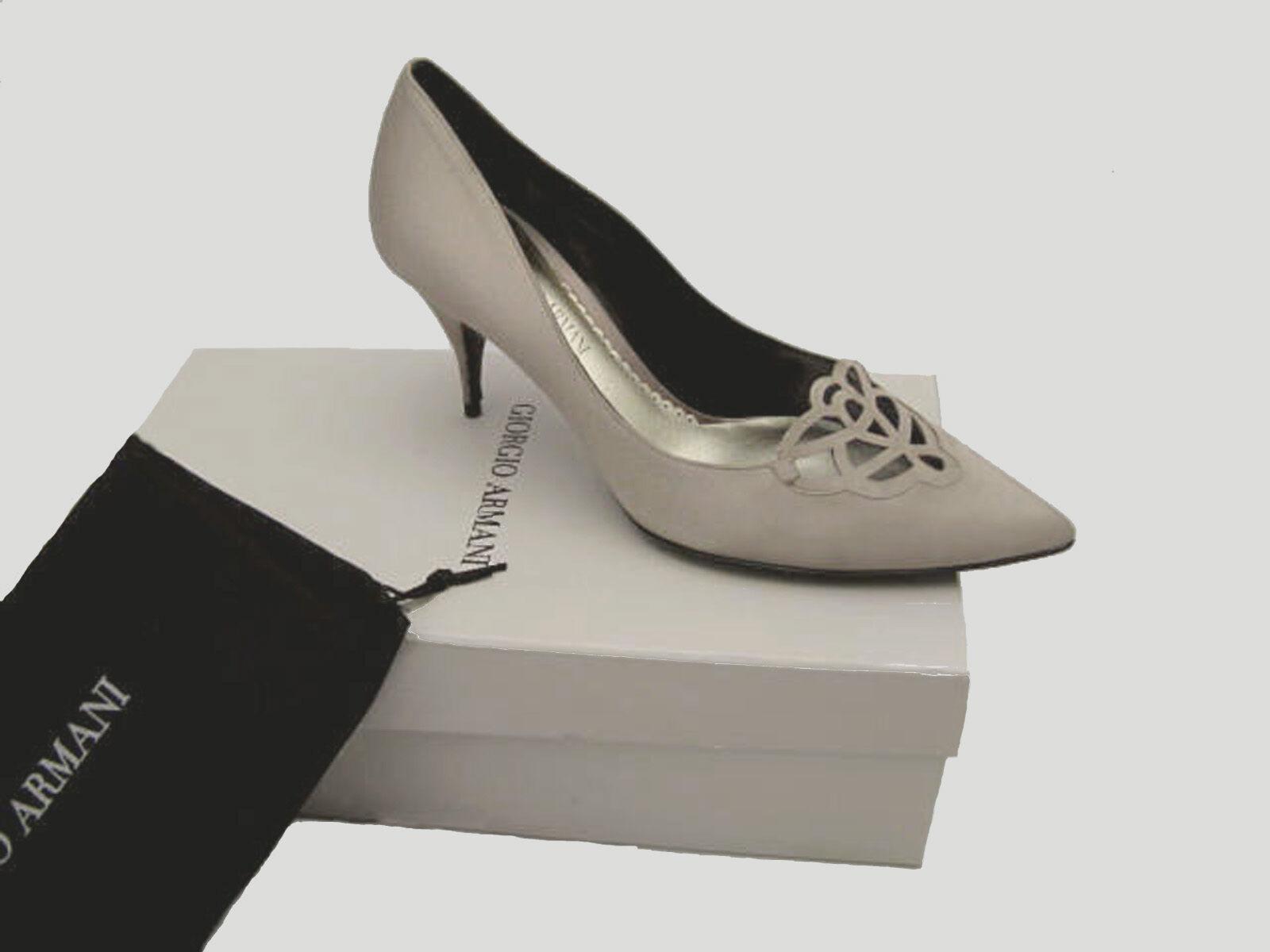 Nuevo  675 Giorgio Giorgio Giorgio Armani Sexy Zapatos Tacones () (bombas)  EE. UU. 8.5 euro 38.5  están haciendo actividades de descuento