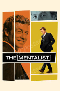 Posters USA The Mentalist TV Show Series Poster Glossy Finish TVS716