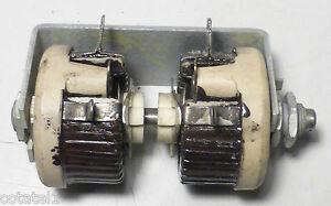 Rheostat-ajustable-double-0-a-1-3-Ohms-4-2-Amperes-US-NOS-NIB
