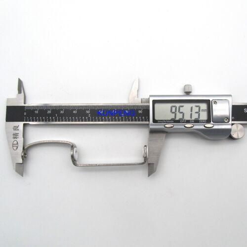 5PCS #EF0613030000 Presser Foot FOR Tajima STNE TFGN TCMX STKN TLMX TFKN
