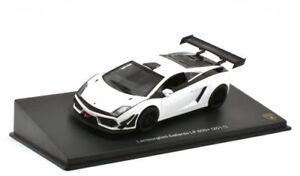 Altaya-1-43-Scale-Lamborghini-Gallardo-LP-600-White-2011-Diecast-Model-Car