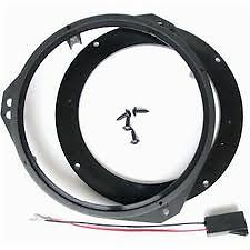 Vauxhall Astra H Front Door Speakers Pioneer Speaker Upgrade Kit 240W