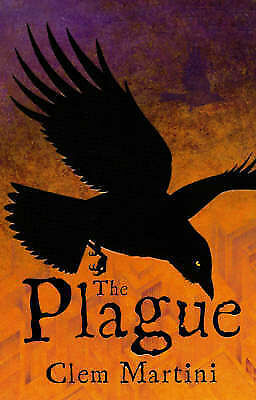 1 of 1 - Martini Clem-Plague - The Crow Chronicles  BOOK NEW