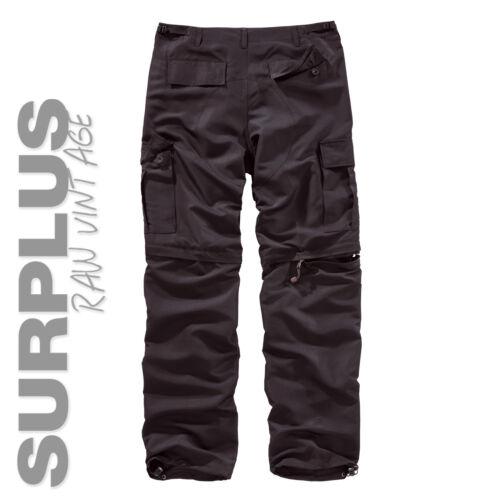 Surplus Esterno Pantaloni Quick Dry Trekking Zip fuori Cargo Savannah Funzione