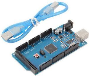 NUOVO-compatibile-Atmega-2560-16AU-Arduino-CH340G-ATMEGA-2560-R3-Board-Mega-2560-R3