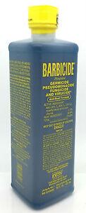 Barbicide-Disinfectant-Concentrate-Solution-Anti-Rust-Formula-Germicidal-16oz
