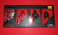 STAR WARS THE BLACK SERIES 4-PACK EE EXCLUSIVE 6in.R2-Q5,OXIXO,CRIMSON