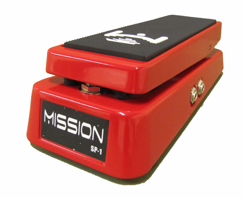 Mission Engineering Sp-1 Espressione Pedale - Rossa