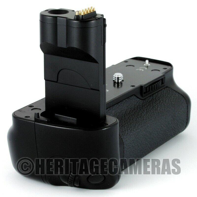 Genuine Canon BG-ED3 Vertical Battery Grip for EOS D30 D60 10D Digital SLRs ONLY