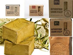 Aleppo-Soap-with-4-12-20-30-Laurel-Oil-AUTHENTIC-ALEPPO-SOAP-200g