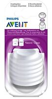 Philips Avent Bpa Free Classic Bottle Sealing Discs