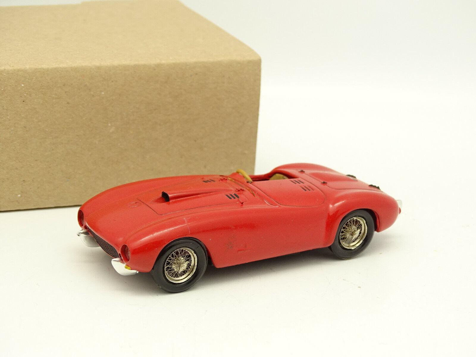 Record Kit Monté Résine 1 43 - Ferrari 375 MM red