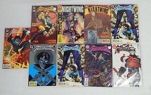 Corriente Continua De 9 Lof Nightwing Historietas No