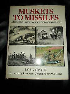 A-PICTORIAL-HISTORY-OF-CANADAS-GROUND-FORCES-Muskets-to-Missiles-1987