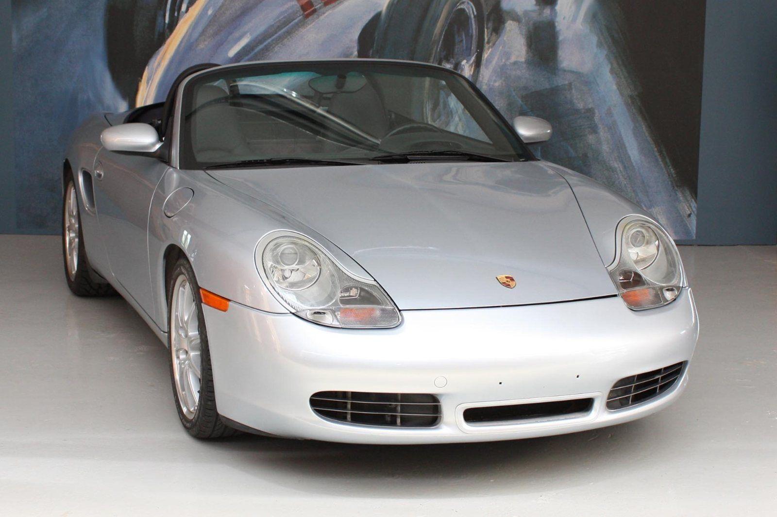 Porsche Boxster S 3,2  2d - 274.900 kr.