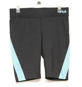 Fila-Sport-Womens-Live-In-Motion-Bike-Shorts-Size-Medium