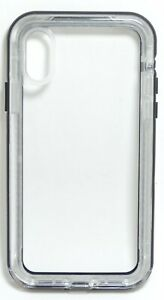 Lifeproof-Next-Case-for-iPhone-XS-X-Black-Crystal-Dirt-Drop-Snow-Proof