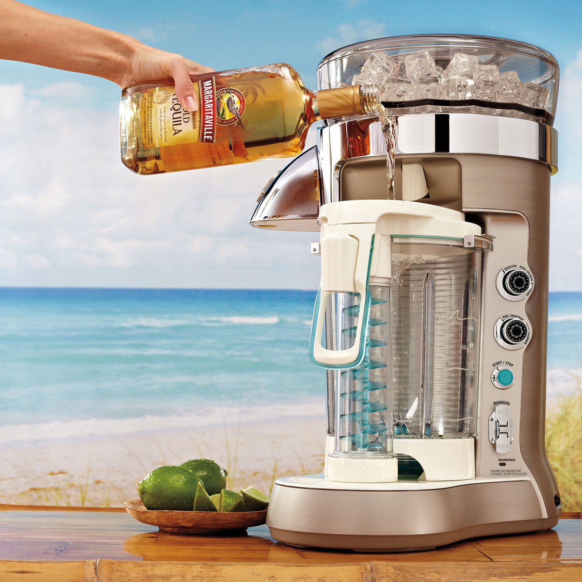 Margaritaville Bali Frozen Concoction Maker- Dm3500 | eBay