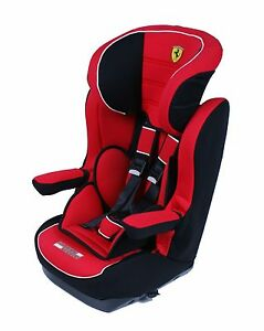 Image Is Loading Car Seat FERRARI I MAX RED