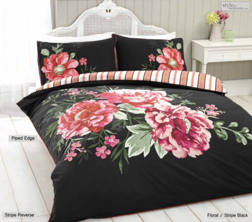 Bedspreads Luxury Bedding Range of Duvet Sets /& Cushions available separately