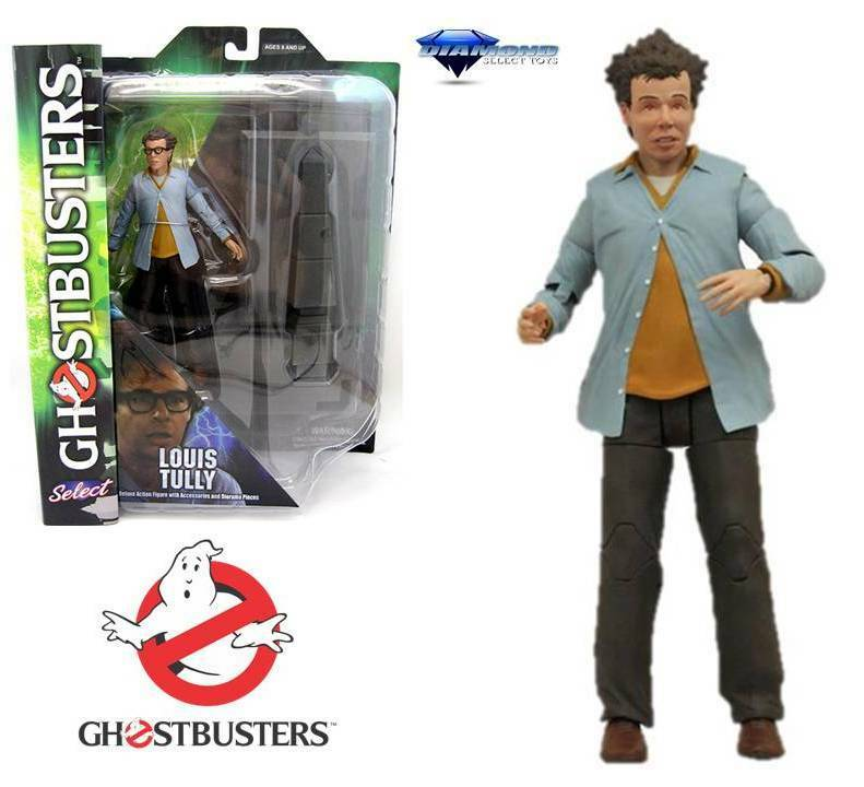 Action figure Louis Tully Ghostbusters Select Series 1 7 1 8in Diamond toys