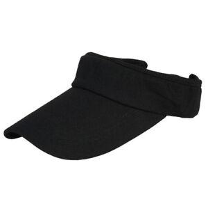 c874491f798 Trendy Fashion Sun Snapback Visor Hat Sport Golf Tennis Cap Hollow ...