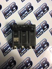 Ge Thql32070 70 Amp 240 Volt 3 Pole Circuit Breaker Warranty