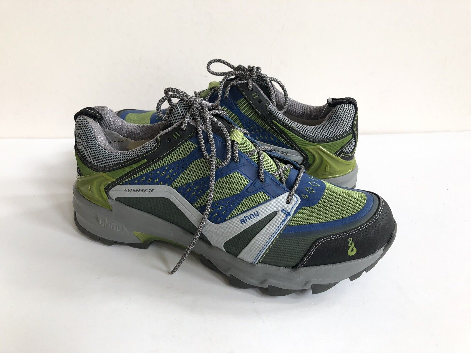 AHNU AHNU AHNU MEN MT. DIABLO SPORT LOW WP NEPTUNE blueE
