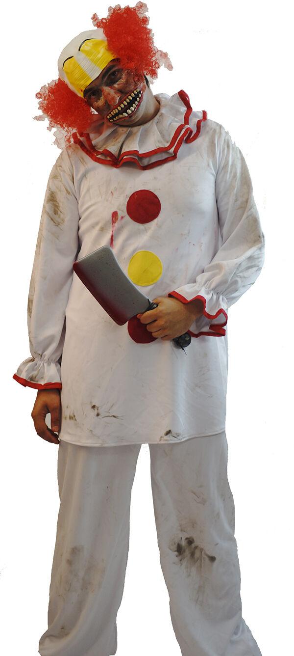 Halloween-American Horror Story Herren Twisty The Clown Kostüm Kostüm Kostüm & Zubehör | Moderater Preis  cf180f