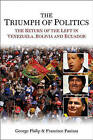 The Triumph of Politics by Francisco Panizza, George Philip (Paperback, 2011)