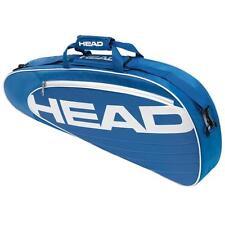 COVER HEAD Elite Pro Tennis Borsa, Blu, anche ideale per viaggi o PADEL TENNIS