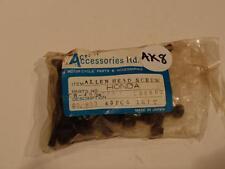 Honda CB 450 500 T CB 500 T Allen Head Screw Kit  43 Pieces made in Japan  AK8