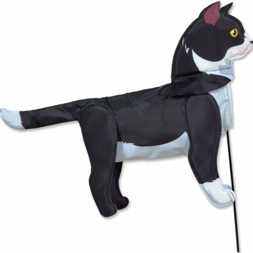 Windicator Weather Vane Tuxedo Cat Directional Windsock by Premier Kites