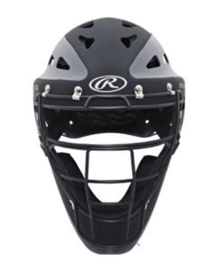 Rawlings Youth Velo Catchers Helmet-New