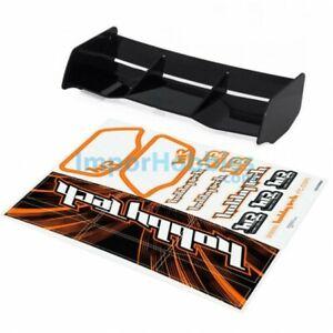 Aleron-negro-HTR-1-8-Buggy-Universal-amp-Adhesivos-Hobbytech-STR8-NXT-HT501601