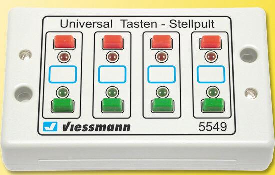Universal-Relais 1x4UM Viessmann 5551