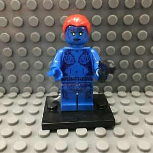Mystique-Custom-Minifigure-Marvel-Universe-X-Men-Minifigures-New