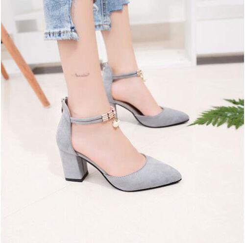 Zapatos de mujer Tacones altos Vestido Zapato Casual De Moda Elegantes Nuevo