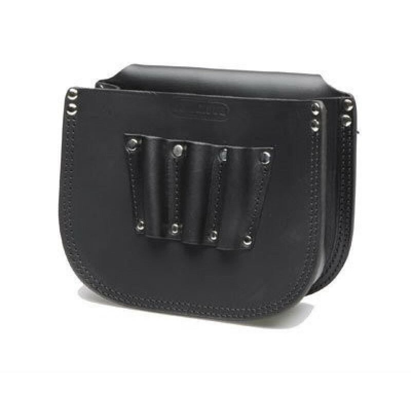 Buckaroo Leather Large Riggers Bolt Bag TMBB