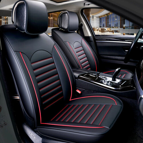 Car Auto SUV Truck Front Seat Cover Cushion Protector Headrest Cover