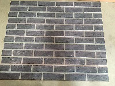 Fassade Wandverkleidung Verblendsteine Kunststein Steinoptik Wandpaneele Wandverblender SorgfäLtige Berechnung Und Strikte Budgetierung
