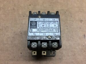 General-Electric-CR253DB328BAB-Series-A-Electric-Circuit-Relay