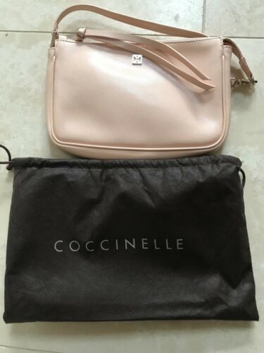 Without Pink Camel peach Tags Clutch Bag Coccinelle New ZTOulkXwPi