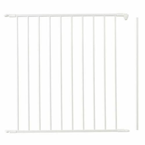 BabyDan Configure Safety Gate and Flex Baby Gate 72cm Extension White
